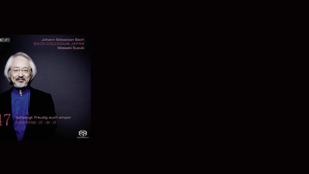 J.S.Bach : Cantatas Vol.47