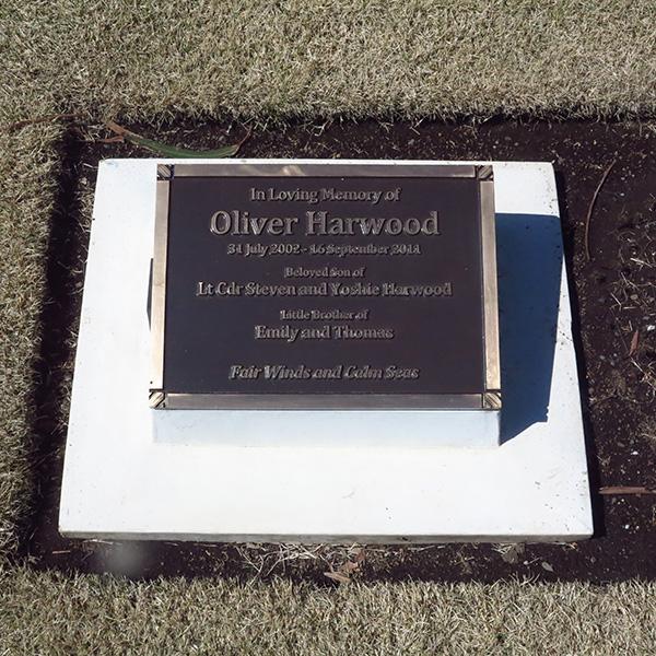 Oliver Harwood