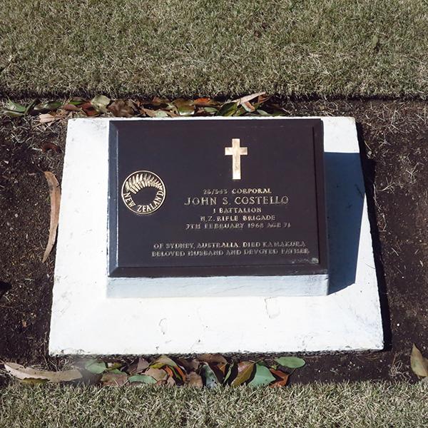 JOHN S. COSTELLO